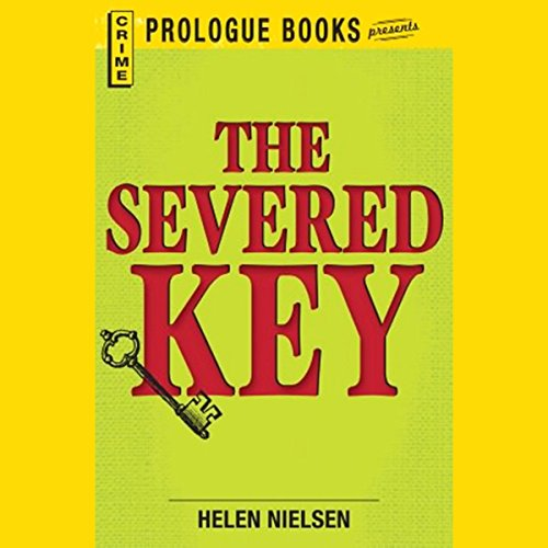 The Severed Key audiobook cover art