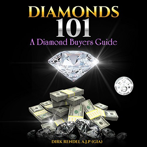Diamonds 101 audiobook cover art