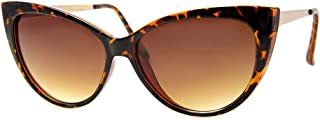 A.J. Morgan Sunglasses Women's Oscar Worthy 40175-TOR Cateye Sunglasses, Tortoise, 50 mm