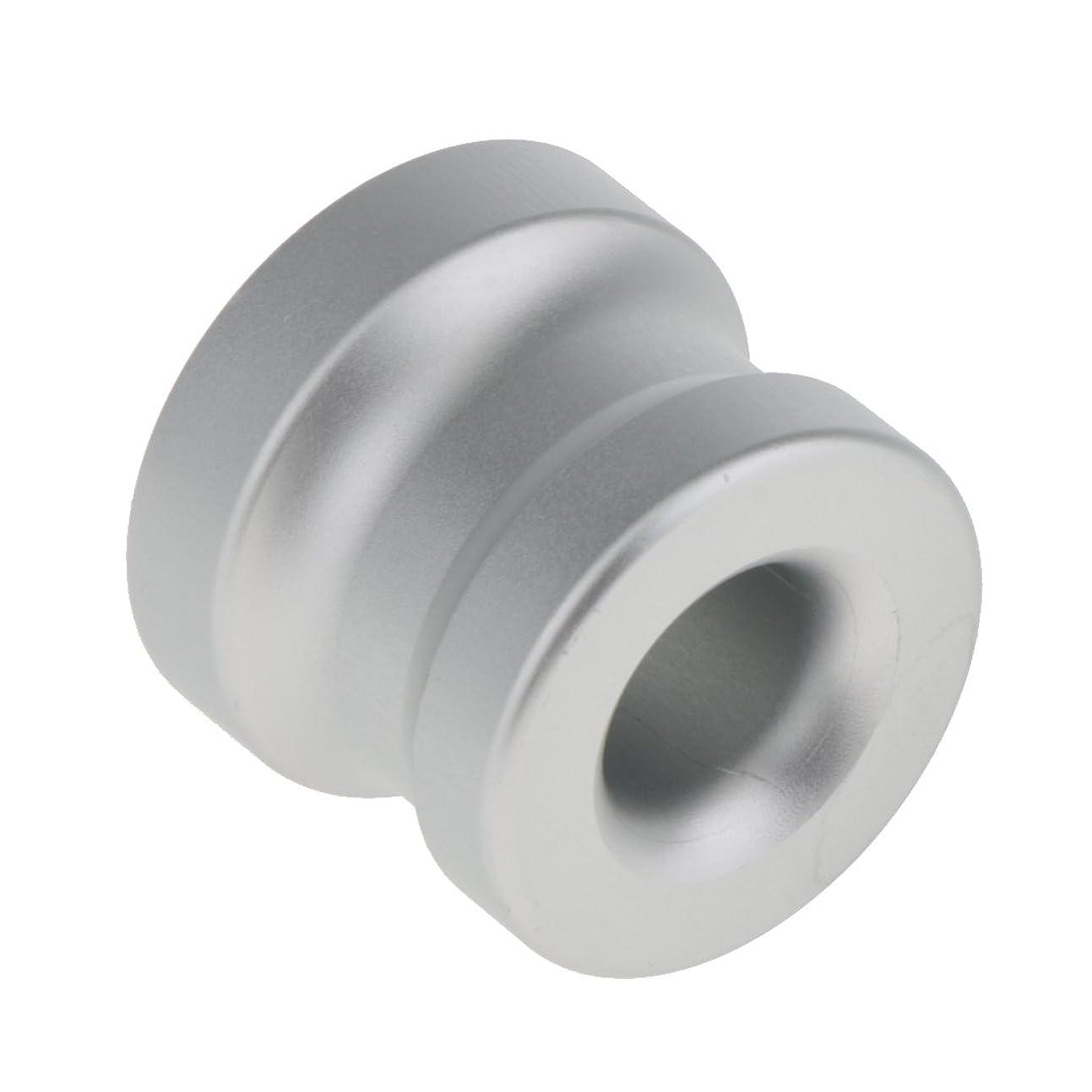 広々手荷物他の場所ミニ亜鉛合金安全シェービングカミソリスタンドホルダー重さベースのバスルーム