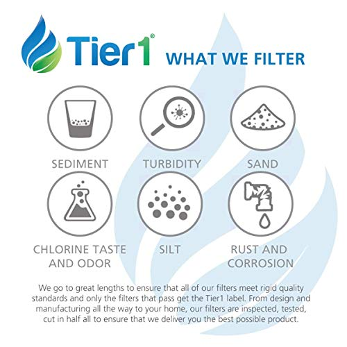 Tier1 Replacement for Leisure Bay, 817-0014 R173584, Dynasty Spas, Waterway, PLBS60, Filbur FC-2970, Unicel C-5345 Filter Cartridge 2 Pack