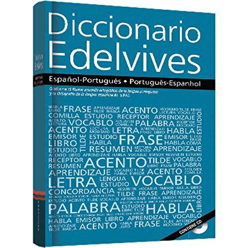 FTD Dicionário Edelvives. Espanhol-Português/ Português- Espanhol, Multicores