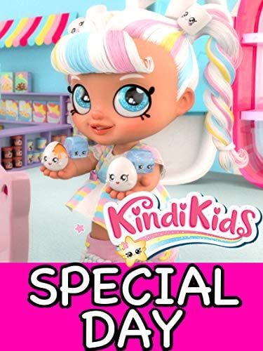 Kindi Kids Cartoon Episode 4 Special Day product image