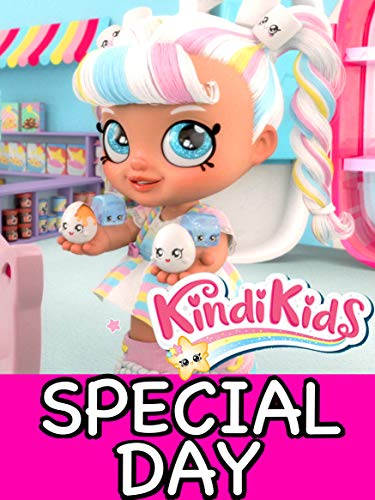 Kindi Kids Cartoon Episode 4 - Special Day