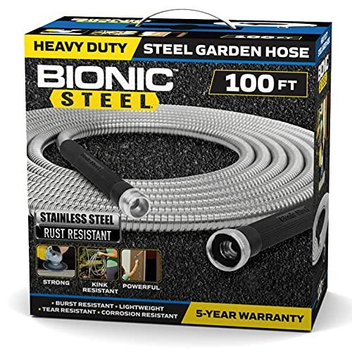 Bionic Steel 100 Foot Garden Hose 304