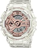Best Gshock Watches - G-Shock GMAS110SR-7A Clear/Rose Gold One Size Review
