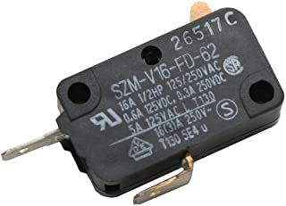 Samsung DE34-20019A Microwave Door Micro-Switch Genuine Original Equipment Manufacturer (OEM) Part