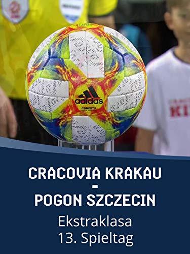 Cracovia Krakau - Pogon Szczecin