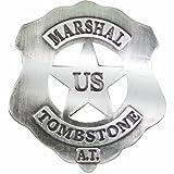 Photo de Etoile Sheriff US-Marshal Tombstone 1879