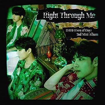 Right Through Me
