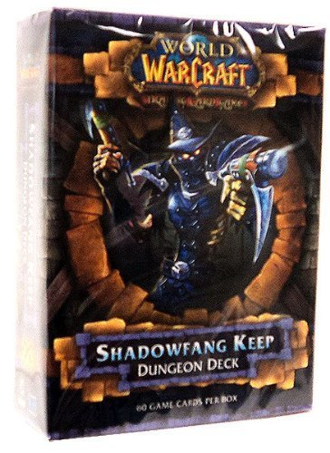 WoW TCG Shadowfang Keep Dungeon Deck Factory Sealed English