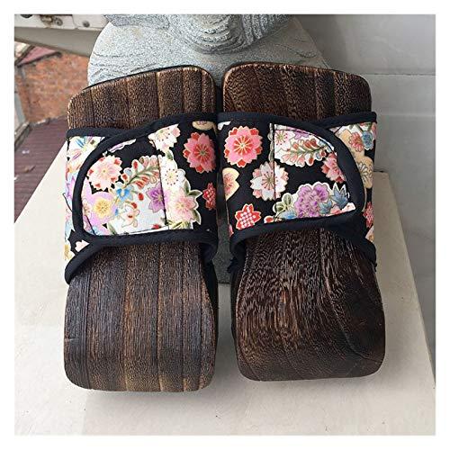 ZCPCS Zapatos Patas Fitness Masaje Zapatos de Salud Zapatillas número (Color : Black, Size : Medium)