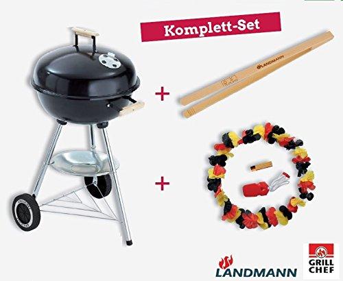 Landmann WM-Aktion Grill Grillzange Fanse