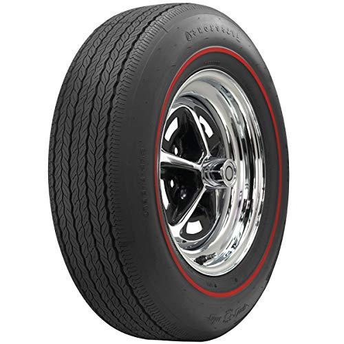 Coker Tire 62690 Firestone Wide Oval Radial Redline GR70-15