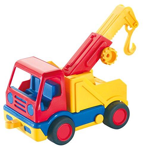 Wader Quality Toys Basics Abschleppwagen (im Schaukarton)