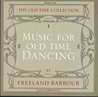 Music for Old Time Dancing
