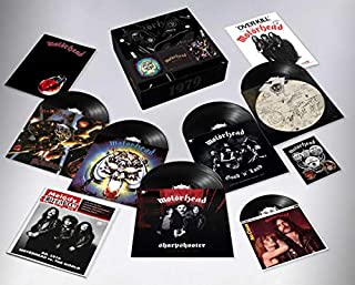 Motorhead 1979 Box Set (Vinyl) by MOTORHEAD (B07X4C1HLV) | Amazon price tracker / tracking, Amazon price history charts, Amazon price watches, Amazon price drop alerts