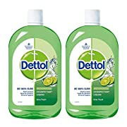 DISINFECTANT LIQUID: Protects from 100 illness causing germs MULTIPURPOSE CLEANER: Great for everyday personal and home hygiene LIME FRAGRANCE: Anti-bacterial disinfectant liquid cleaner has a fresh lime fragrance DERMATOLOGICALLY TESTED: Dettol Mult...
