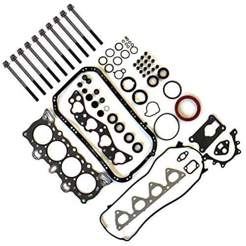ANPART Automotive Replacement Parts Engine Kits Head Gasket Set Bolts Fit: for Honda Civic 1.5L 1988-1995