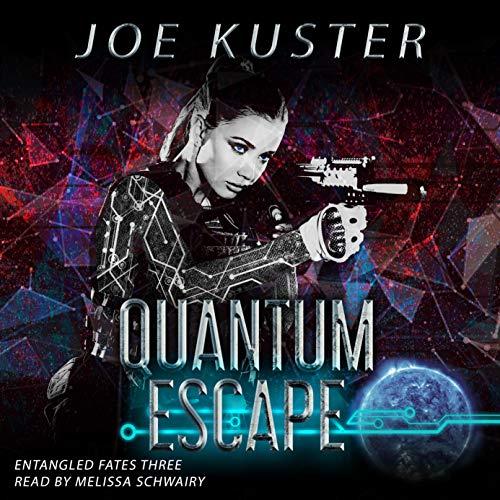 Quantum Escape Audiobook By Joe Kuster cover art