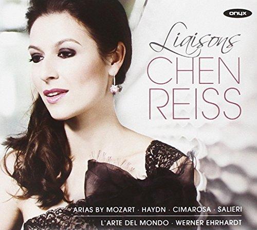 Liaisons: Arias By Mozart & Haydn & Cimarosa &