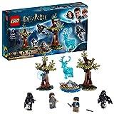 LEGO-Harry Potter Expecto Patronum Jeu d'Assemblage 7 Ans et Plus, 121 Pièces 75945