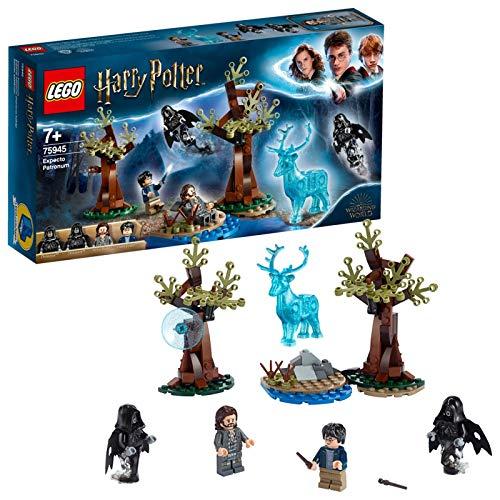 LEGO Harry Potter - Expecto Patronum, Set de Construcción para Recrear Mágicas...