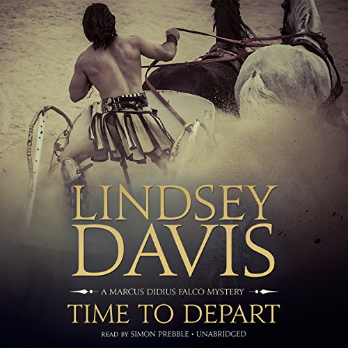 Time to Depart audiobook cover art