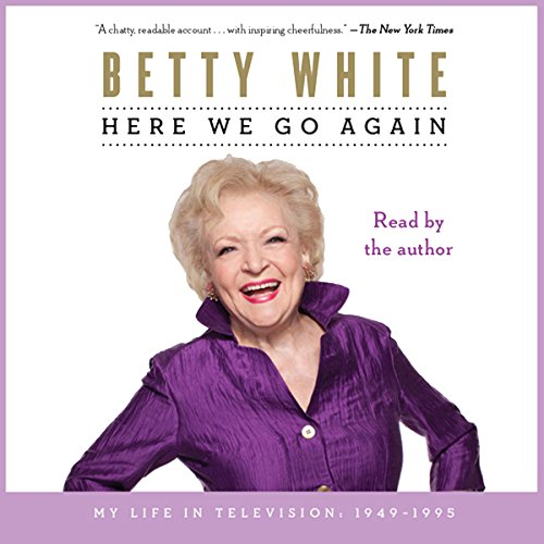 Here We Go Again audiobook cover art
