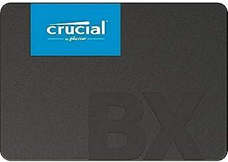 "Crucial CT480BX500SSD1 BX500 480GB 2.5"" SATA3 6Gb/s SSD- 3D NAND 540/500MB/s 7mm 1.5 mil MTBF 3yr wty Acronis True Image S..."