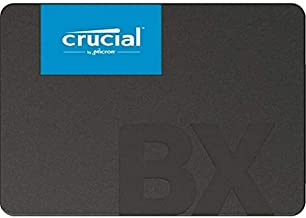 Crucial BX500 240GB 3D NAND SATA 2.5-inch (6.3 cm) SSD (CT240BX500SSD1)