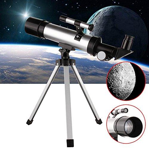 prettygood7 Nieuwe F36050 Astronomische Telescoop Statief W/Finderscope Kinderen voor Beginners
