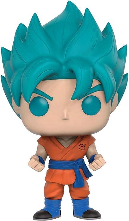 Funko – 121 – Pop – Manga – Dragon Ball Z – Figura Blue Goku ...