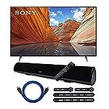 Sony KD55X80J 55-Inch LED 4K UHD Smart TV with...