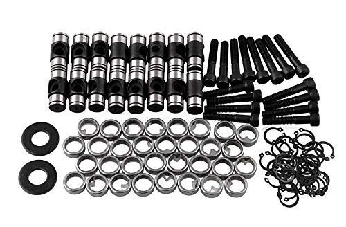 Anngo Competition Cams 13702-KIT GM LS Series Retro-Fit Trunion Kit