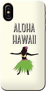 OPPO Find X2 Pro OPG01 ケース HAWAII 旅行 海 ハイビスカス 薄型 スマホ ハードケース ハワイ B オッポ C010601_02