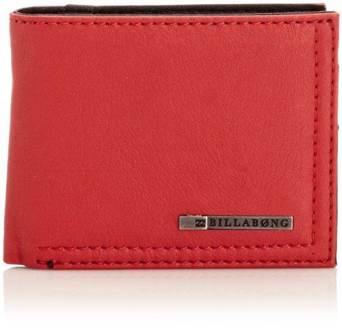 Billabong Dimension Wallet, Portemonnaie, Rot - Rot - Rot - Größe: