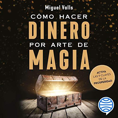Diseño de la portada del título Cómo hacer dinero por arte de magia