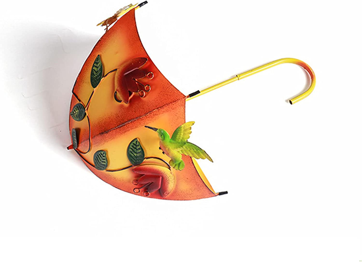 Huohua Umbrella Hanging Planter Special sale item Mother's Ranking TOP4 F Day Iron Gift Wrought