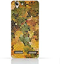 Lenovo Vibe K5 Plus TPU Silicone Case with Stained Glass Art