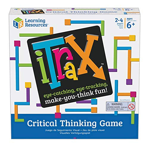 Learning Resources iTrax Critical Thinking Game Now $10.60 (Was $19.99)