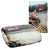 Trevco Andy Griffith Fishing Hole Silky Touch Super Soft Throw Blanket 36' x 58'