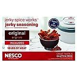 NESCO BJ-18, Jerky Spice Works, Original Flavor, 9 count
