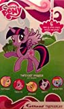 My Little Pony Fathead Tradeables (6 Peel & Stick Vinyl Decals Included)