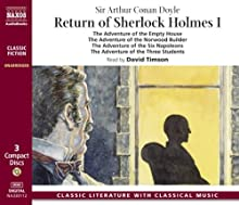 The Return of Sherlock Holmes, Volume 1