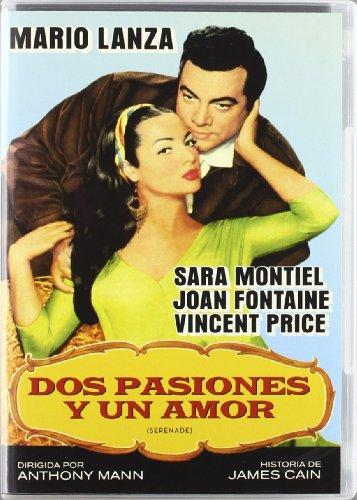 Serenade (Dos Pasiones Y Un Amor) [DVD]