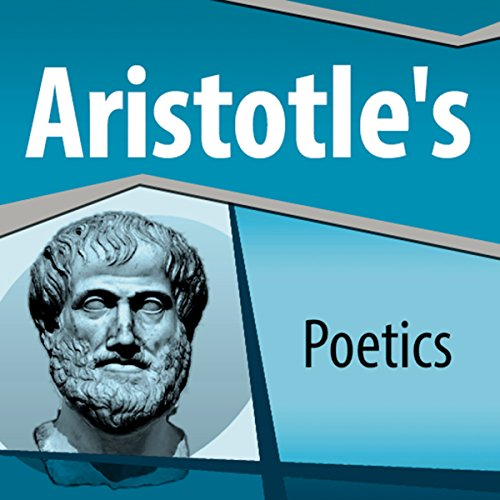 Aristotle's Poetics audiobook cover art