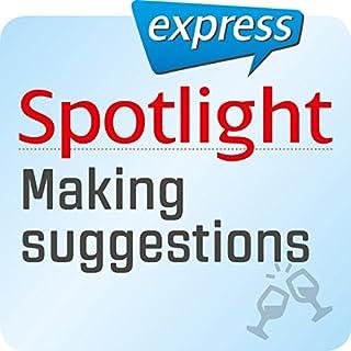 Spotlight express - Ausgehen: Wortschatz-Training Englisch - Vorschläge machen Titelbild