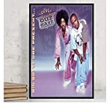 MTHONGYAO Poster Outkast Rap Musik Star Hip Hop Rapper