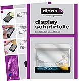 dipos I 2X Schutzfolie klar kompatibel mit Medion Lifetab E10714 Folie Bildschirmschutzfolie